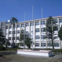 隼人工業高校耐震